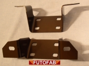Datsun 510 Rear Bumper Bracket - Pair