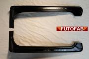 Datsun 510 Trunk Gutter, L&R Pair, 68-73