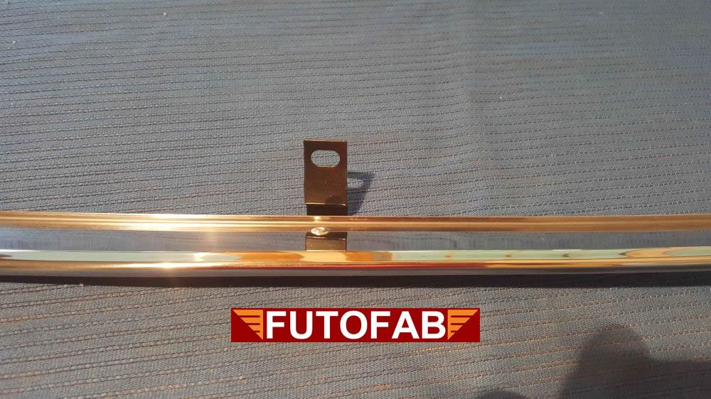 Datsun 510 front end restoration parts for Signature motors glasgow ky
