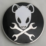 Rat-n-Wrenches Grill Badges
