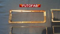 Futofab Datsun 510 Tail Light Rim And Inner Trim 69-73 Pair 7