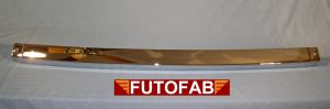 Futofab 70-72 Datsun 240Z Rear Bumper Chrome 4
