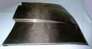 Cowl Induction 510 Hood in CF