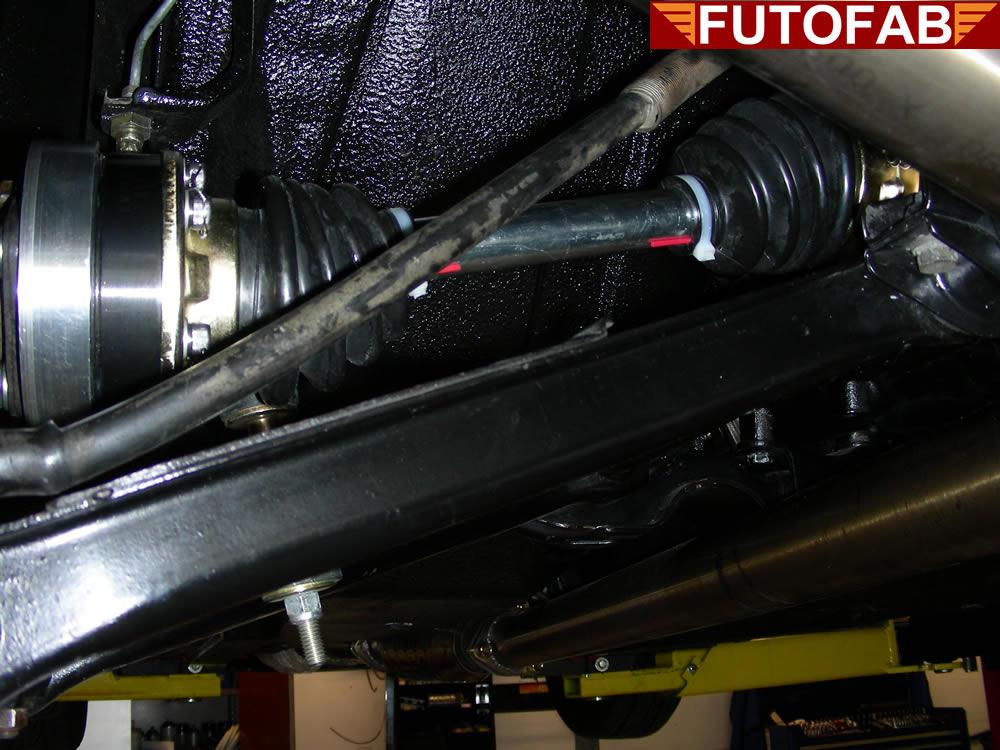 FutoFab Type2 / 100mm CV Axle Kits
