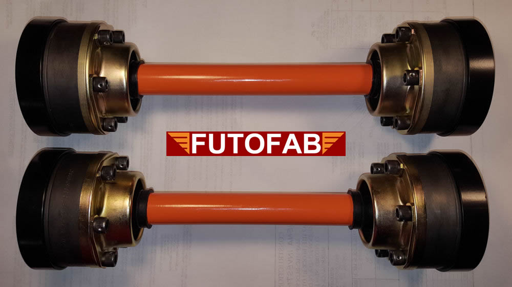 FutoFab High Performance 930 /108mm CV Axle for Datsun Z